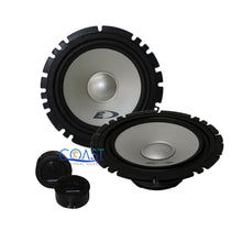 "Load image into Gallery viewer, 2X Alpine SXE-1750S Car Audio 2-Way 6.5"" Component Speakers 280W Type-E Series"