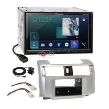 Load image into Gallery viewer, Pioneer DVD Sirius GPS Ready Stereo Dash Kit Harness for 2010-13 Toyota 4Runner