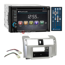 Load image into Gallery viewer, Planet Audio DVD USB Bluetooth Stereo Dash Kit Harness for 10-13 Toyota 4Runner