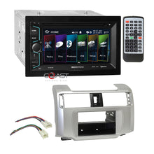 Load image into Gallery viewer, Soundstream DVD GPS Bluetooth Stereo Dash Kit Harness for 10-13 Toyota 4Runner