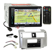 Load image into Gallery viewer, Soundstream GPS Sirius Bluetooth Stereo Dash Kit Harness for 10+ Toyota 4Runner