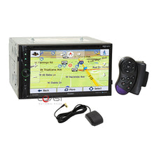 Load image into Gallery viewer, Farenheit DVD Bluetooth GPS Stereo Dash Kit Harness for Ford Lincoln Mercury