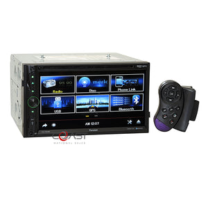 Farenheit DVD USB GPS Bluetooth Android Phonelink Car Stereo Receiver TIN-702HB