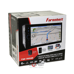 Farenheit DVD GPS Android Phonelink Stereo Dash Kit Harness for 09-13 Mazda 6