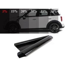 "Load image into Gallery viewer, Pre-cut Window Tint Roll 35% VLT 20"" 10 Feet  Home Commercial Office Auto Film"