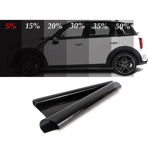 "Pre-cut Window Tint Roll 35% VLT 20"" 10 Feet  Home Commercial Office Auto Film"