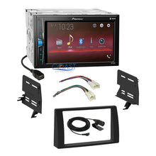 Load image into Gallery viewer, Pioneer Bluetooth Multimedia Stereo Dash Kit Harness for 2002-06 Toyota Camry