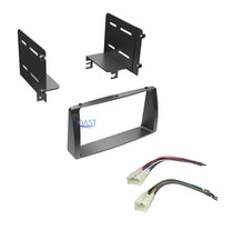 Load image into Gallery viewer, Planet Audio Car Stereo Double Din Dash Kit Harness for 03-08 Toyota Corolla