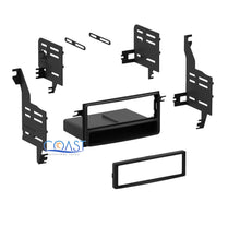 Load image into Gallery viewer, Car Single DIN Stereo Dash Kit w/ Wire Harness Combo for 2004-2011 Toyota Scion