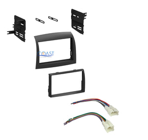 Pioneer Radio Stereo Double Din Dash Kit Harness for 2004-10 Toyota Sienna Van