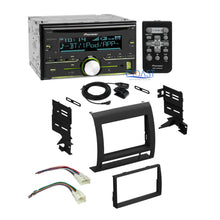 Load image into Gallery viewer, Pioneer Car Stereo Radio 2 Din Dash Kit Wire Harness for Toyota Tacoma 2005-11