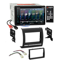 Load image into Gallery viewer, Soundstream DVD USB Bluetooth Stereo Dash Kit Harness for 05-11 Toyota Tacoma
