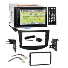 Load image into Gallery viewer, Soundstream DVD GPS Bluetooth Stereo Dash Kit Harness for 2006-12 Toyota RAV4