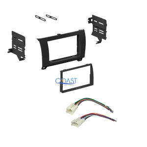 Planet Audio Car Radio Stereo Dash Kit Harness for 07-13 Toyota Tundra Sequoia