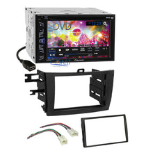 Load image into Gallery viewer, Pioneer Car Radio Stereo 2 Din Dash Kit Wire Harness for 2009-13 Toyota Corolla