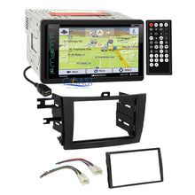 Load image into Gallery viewer, Soundstream DVD GPS Bluetooth Stereo Dash Kit Harness for 09-13 Toyota Corolla
