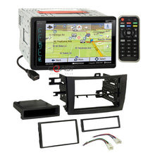 Load image into Gallery viewer, Soundstream DVD Sirius BT GPS Stereo Dash Kit Harness for 09-13 Toyota Corolla
