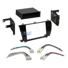Load image into Gallery viewer, Car Radio Stereo Single DIN Dash Kit Harness Combo for 2014-2015 Toyota Corolla