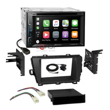 Load image into Gallery viewer, Pioneer DVD USB Sirius Carplay Stereo Dash Kit Harness for 2010-12 Toyota Prius