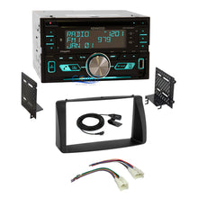 Load image into Gallery viewer, Kenwood CD Sirius Bluetooth Stereo Dash Kit Harness for 2003-08 Toyota Corolla