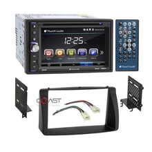 Load image into Gallery viewer, Planet Audio DVD MP3 Bluetooth Stereo Dash Kit Harness for 03-08 Toyota Corolla