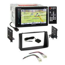 Load image into Gallery viewer, Soundstream DVD GPS Bluetooth Stereo Dash Kit Harness for 03-08 Toyota Corolla