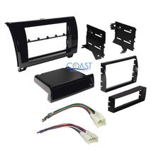 Load image into Gallery viewer, Planet Audio Car Stereo 2 Din Dash Kit Harness for 07-13 Toyota Tundra Sequoia