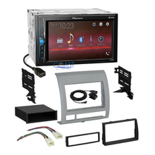 Load image into Gallery viewer, Pioneer 2018 USB Multimedia Stereo Dash Kit Harness for 2005-2011 Toyota Tacoma