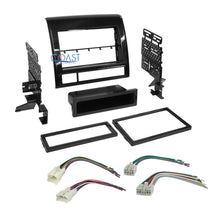 Load image into Gallery viewer, Car Radio Stereo Din 2Din Dash Kit Harness for 2012-2015 Toyota Tacoma