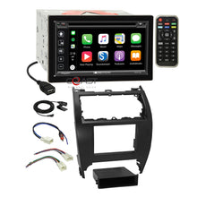 Load image into Gallery viewer, Soundstream DVD Sirius Carplay Stereo Dash Kit Harness for 2012-14 Toyota Camry