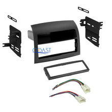 Load image into Gallery viewer, Single Din Car Radio Stereo Dash Kit Wire Harness for 2004-10 Toyota Sienna Van