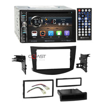 Load image into Gallery viewer, Soundstream DVD USB BT PhoneLink Stereo Dash Kit Harness for 06-12 Toyota RAV4