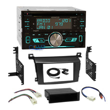 Load image into Gallery viewer, Kenwood CD Sirius Bluetooth Stereo 2Din Dash Kit Harness for 2013+ Toyota RAV4
