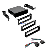 Load image into Gallery viewer, Car Installation Stereo Pocket Kit with Harness for 1998-2002 Volkswagon