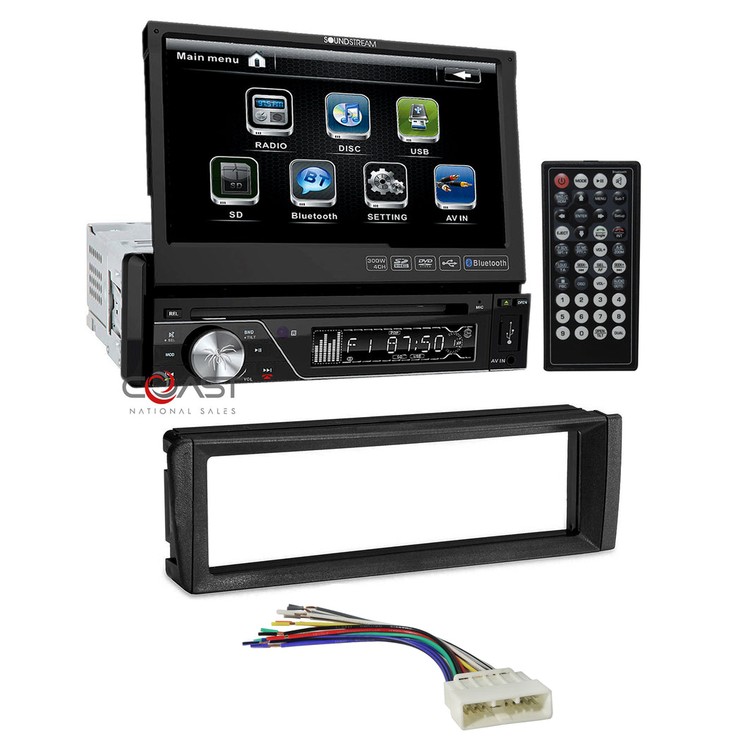 Soundstream Bluetooth Radio 7