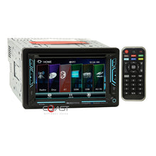 Load image into Gallery viewer, Soundstream BT Sirius Stereo Dash Kit Harness for 07+ Nissan Altima Digital A/C