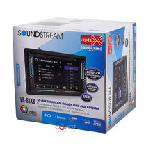 Load image into Gallery viewer, Soundstream DVD BT USB Sirius Stereo Dash Kit Harness for 92+ Chevy GMC Pontiac