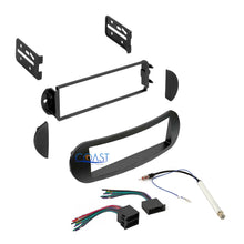 Load image into Gallery viewer, Car Radio Stereo Single DIN Dash Kit Wire Harness for 1998-12 Volkswagon Beetle