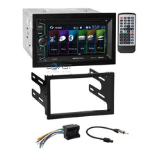 Load image into Gallery viewer, Soundstream 2018 Bluetooth Stereo Dash Kit Harness for 02-07 Jetta Golf Passat