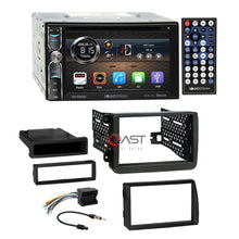 Load image into Gallery viewer, Soundstream DVD USB MP3 Bluetooth Stereo Dash Kit Harness for 2006+ Volkswagon