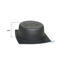 "Load image into Gallery viewer, 2X Universal 10"" Black Round Foam Acoustic Audio Stereo Speaker Baffles VXT102"