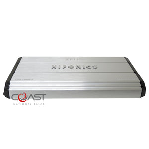HiFonics ZXX-2000.4 2000W 4-Channel Zeus Series Class A/B Car Audio Amplifier