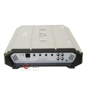 HiFonics ZXX-2400.1D 2400W Zeus Series Class D Car Audio Monoblock Amplifier
