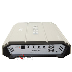 HiFonics ZXX-3200.1D 3200W Zeus Series Class D Car Audio Monoblock Amplifier