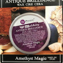 Load image into Gallery viewer, Art Alchemy Antique Brilliance Wax