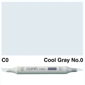 Copic Ciao - Cool Grey