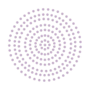 Adhesive Pearls - Lavender (2mm- 424pc)