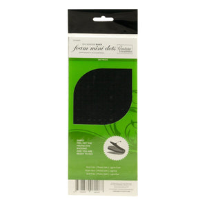 3D Adhesive Foam - Black