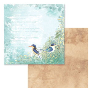 Paper - 12 x 12in Double Sided - Sweeping Plains Sheet 5 (5pc)