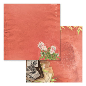Paper - 12 x 12in Double Sided - Sweeping Plains Sheet 10 (5pc)